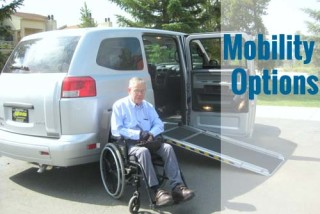 Mobility Van and Consumer
